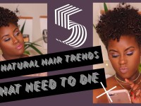 5 Natural Hair Trends that Need to Die | Episode 2