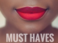 MY TOP 5 RED LIP COLOURS FOR BLACK WOMEN/ WOMEN OF COLOUR | DIMMA UMEH