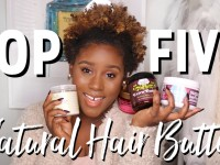 Top 5 Natural Hair Butters for Type 4 Hair